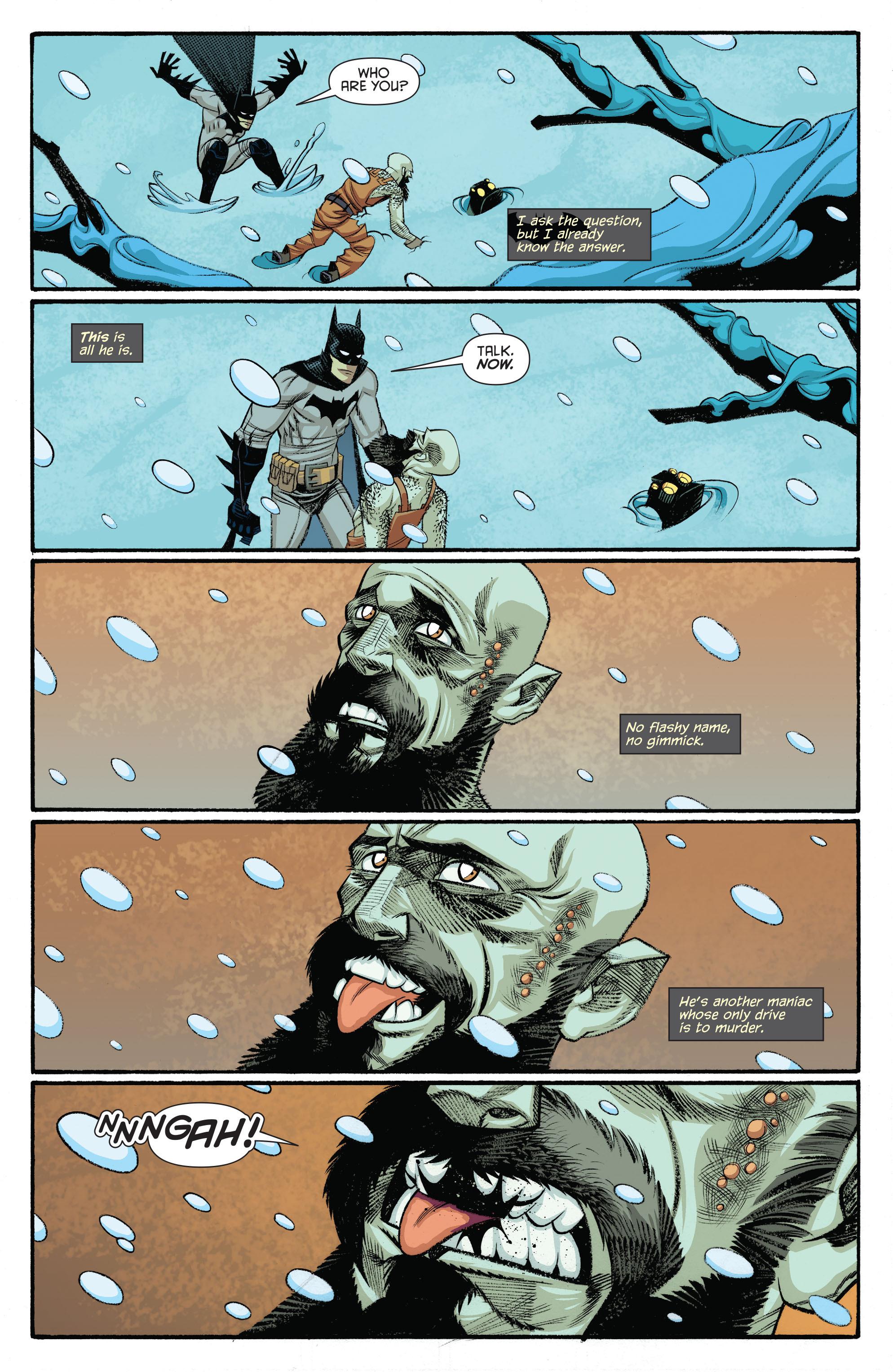 Read online Arkham Manor comic -  Issue #5 - 12