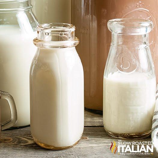 Can I Freeze Milk