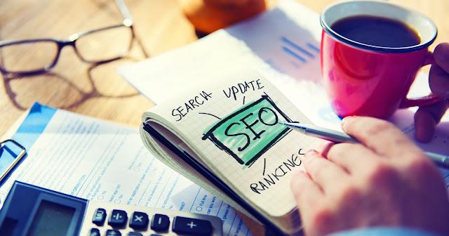 como melhorar o SEO no Blogger.