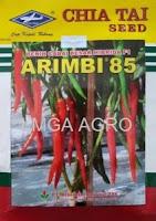 benih cabai arimbi 85,arimbi 85,benih cabai hibrida arimbi 85,lmga agro,benih cabe besar