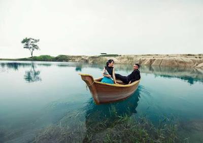 Harga Tiket Danau Cibiru Tangerang