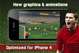 Real Soccer 2011 iPhone game now available for download 1