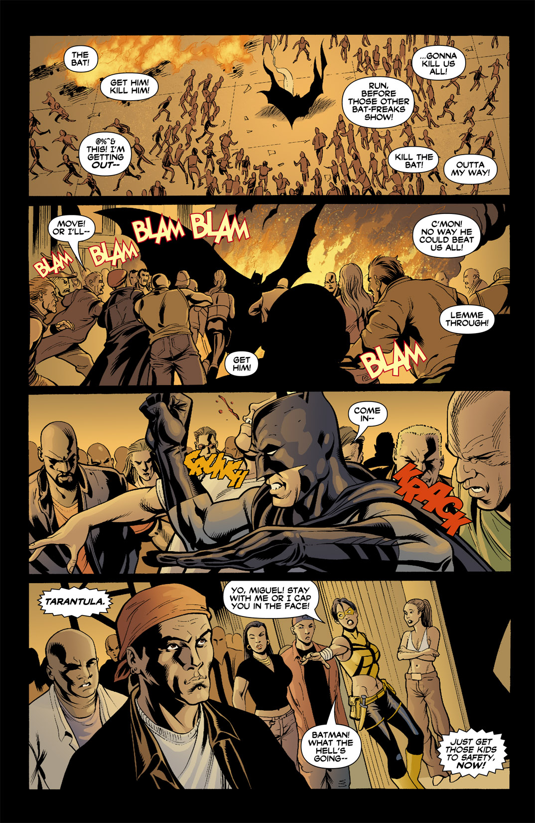 Detective Comics (1937) 799 Page 12