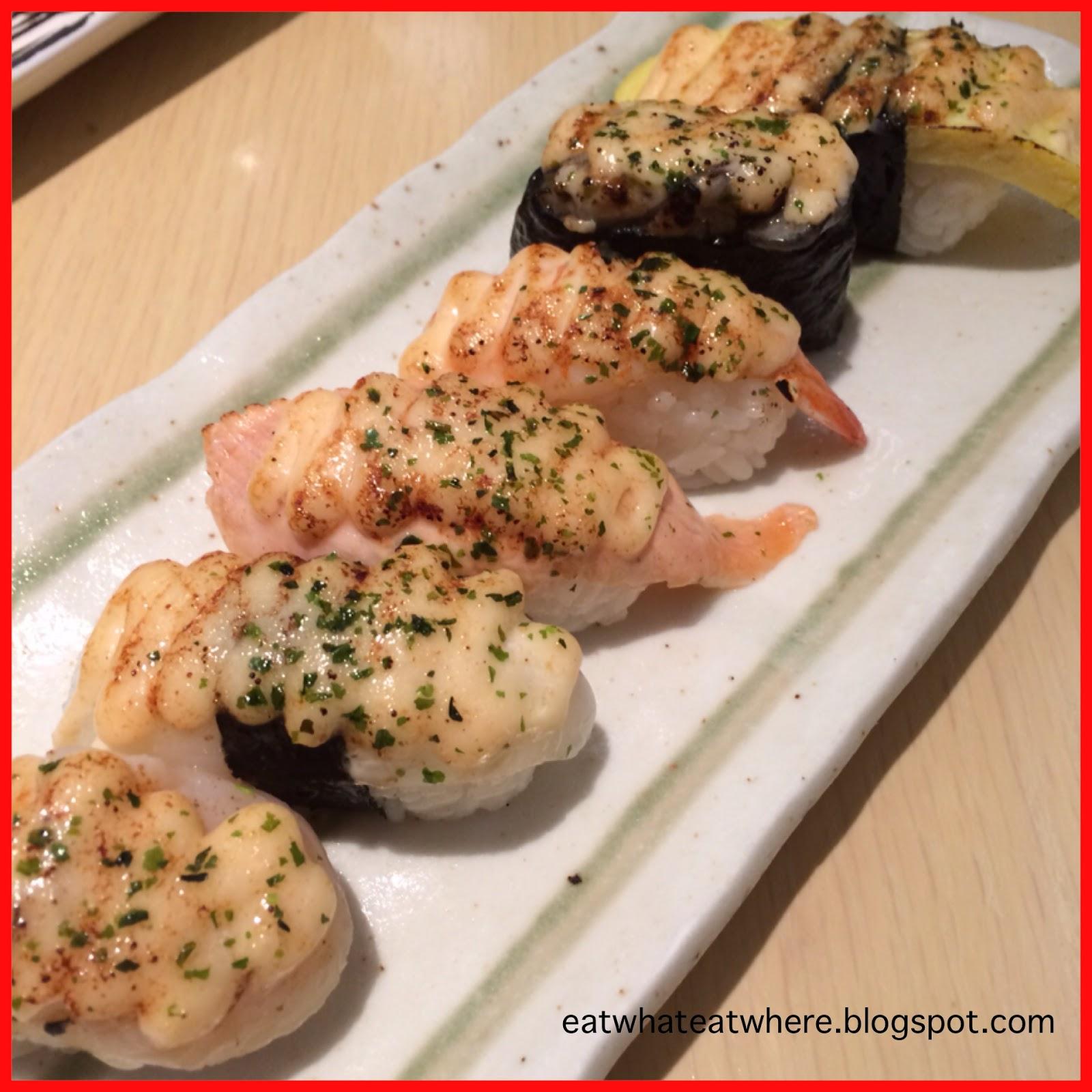 Image result for Sushi Zanmai