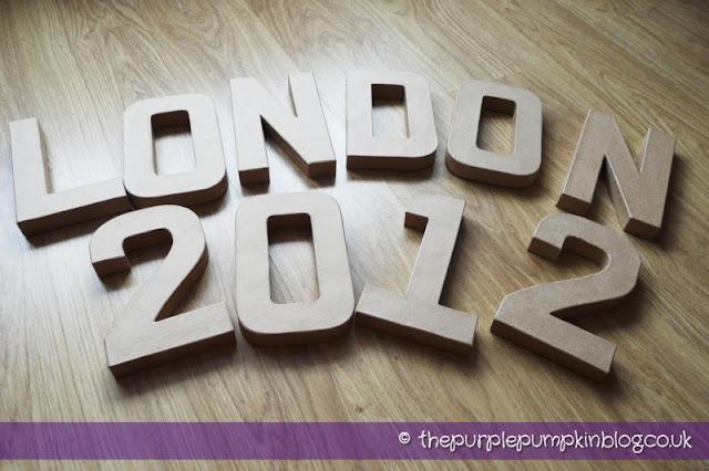 London 2012 – Sneak Peek!