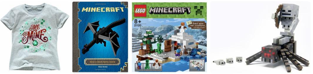 Northumberland Mam Another Minecraft Wishlist