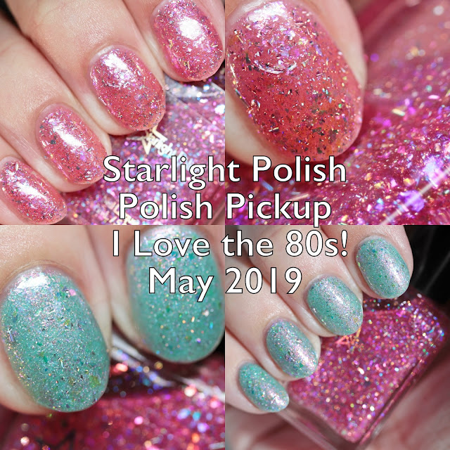 Starlight Polish Polish Pickup I Love the 80s! May 2019