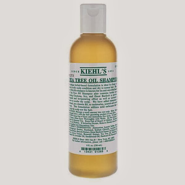 Kiehl's Tea Tree Oil Shampoo review