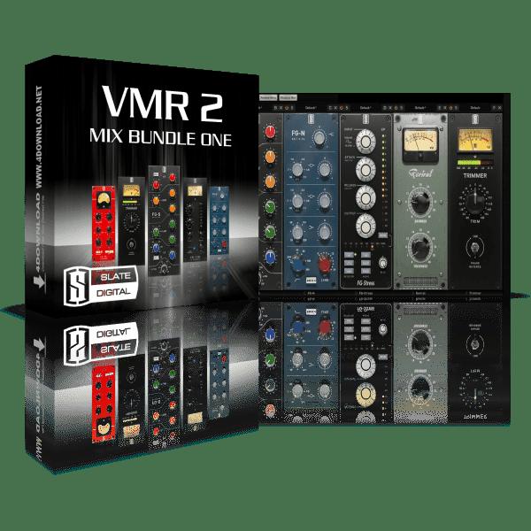 Slate Digital VMR 2 Complete Bundle v2.6.4.0 Full version