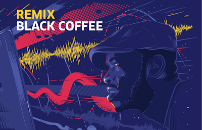 Black Coffee - Music Is The Answer 124 BPM (Remix Parts)