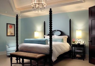Tips Mengecat Dinding Kamar Tidur