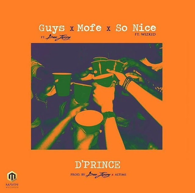 MUSIC: D'Prince ft. Don Jazzy – Guys