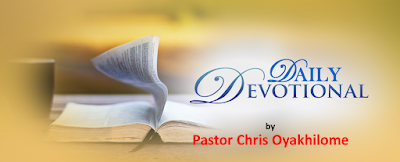 Sustained By The Word by Pastor Chris Oyakhilome