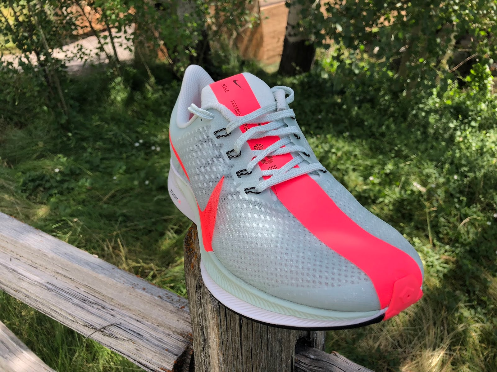 Road Trail Run: Nike Zoom Pegasus Turbo 120 Mile Road Test