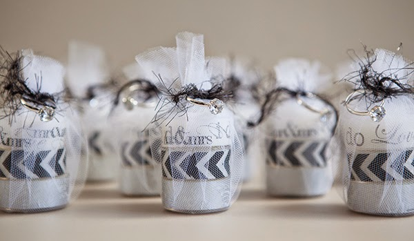 Top DIY: Bomboniere fai da te facili e veloci | DIY Wedding Favors MX44