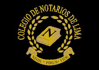 Colegio de abogados de lima Logo Vector