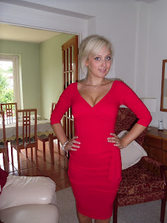Gottohave - Hybrid dress - red dress - bodycon dress