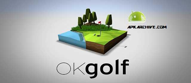 OK Golf Apk Android Gold Oyunu indir