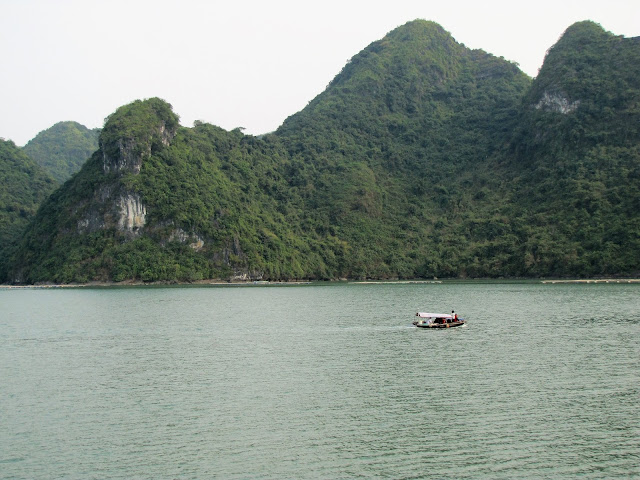 northern bay cat ba halong vietnam