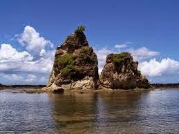Pantai Tanjung Layar Sawarna Sukabumi