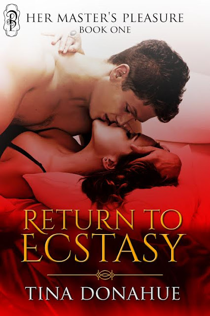 Win a copy of Return to Ecstasy – ADULT #EroticParanormal #BDSM #TinaDonahueBooks