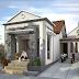 Aneka Model Tiang / Pilar Teras Batu Alam Minimalis Depan Rumah
