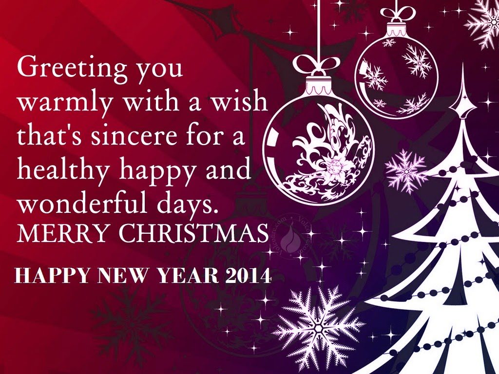 New Year 2014 and Christmas 2013 Greetings Cards Word for Friends . 1024 x 768.New Year Text Messages For Friends