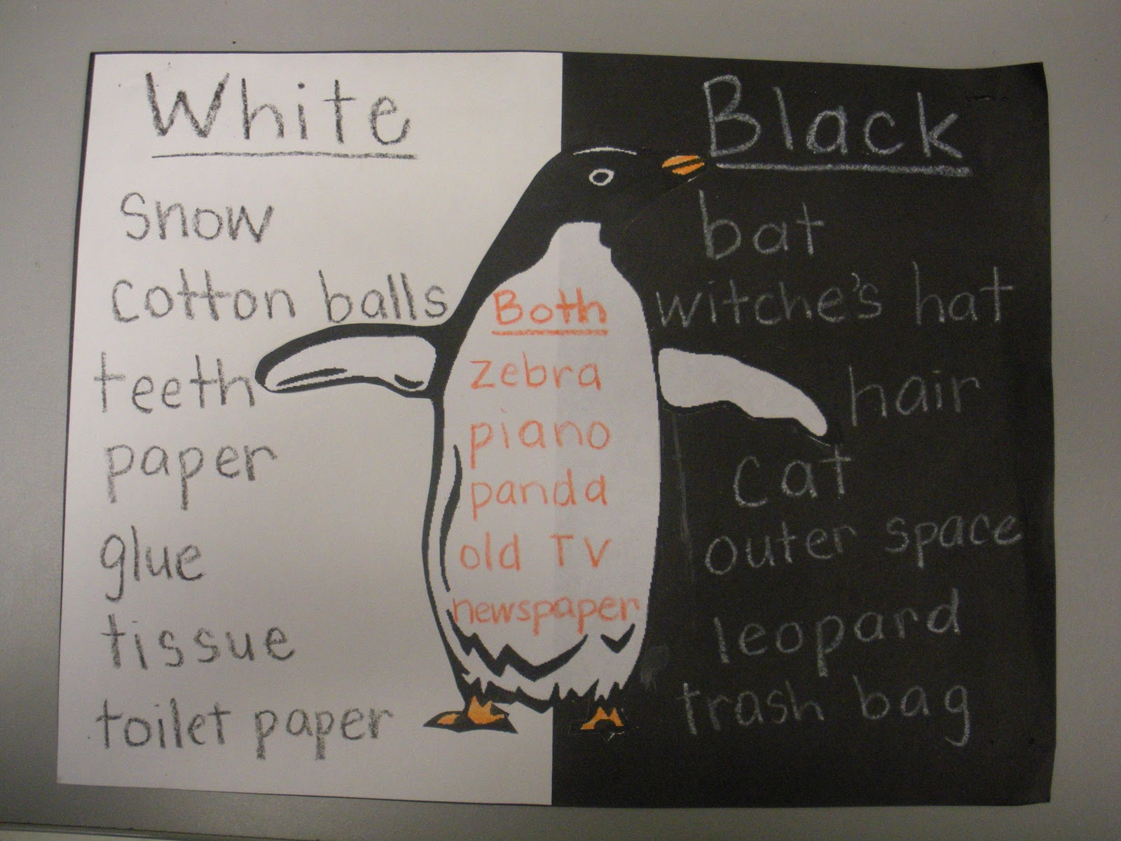 Just Add Clipart Penguin Fun