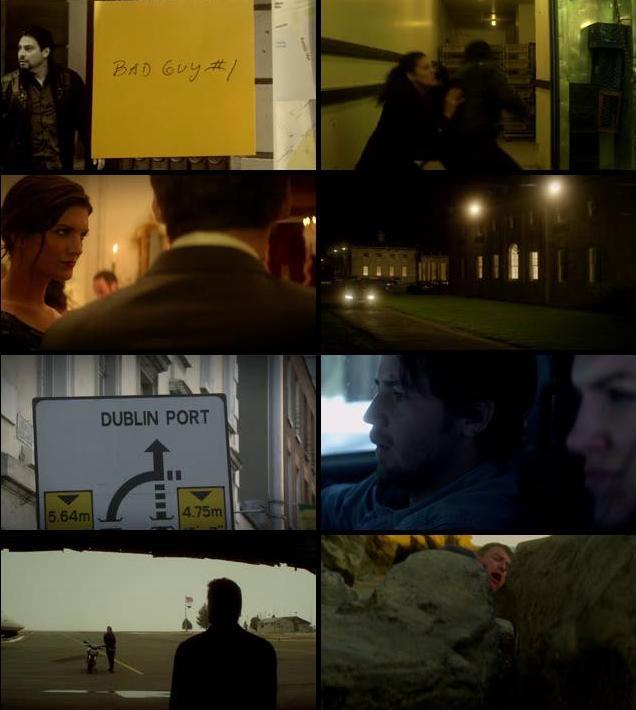 Haywire 2011 Hindi Dubbed 720p BluRay Download