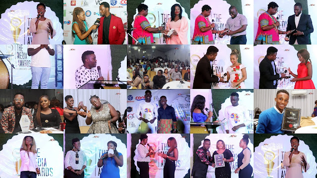 #TheMediaAwards2018: Photos of The Port Harcourt Media Awards 2018