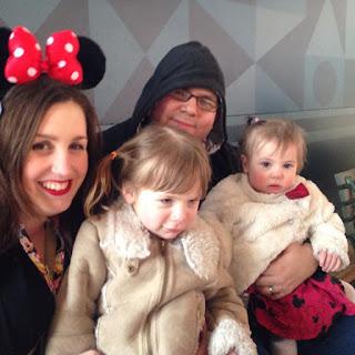 Waiting at It's a Small World Disneyland Paris