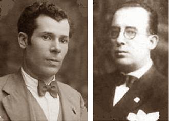 Josep Devesa y Víctor Monllau