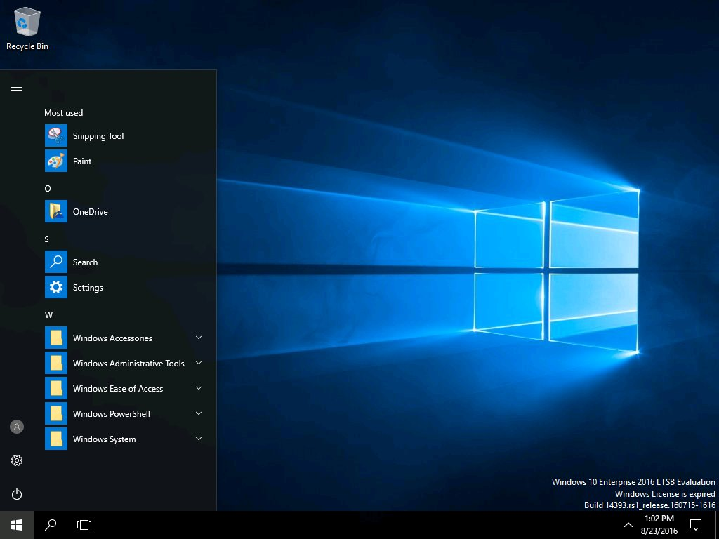 Windows 10 Enterprise Español
