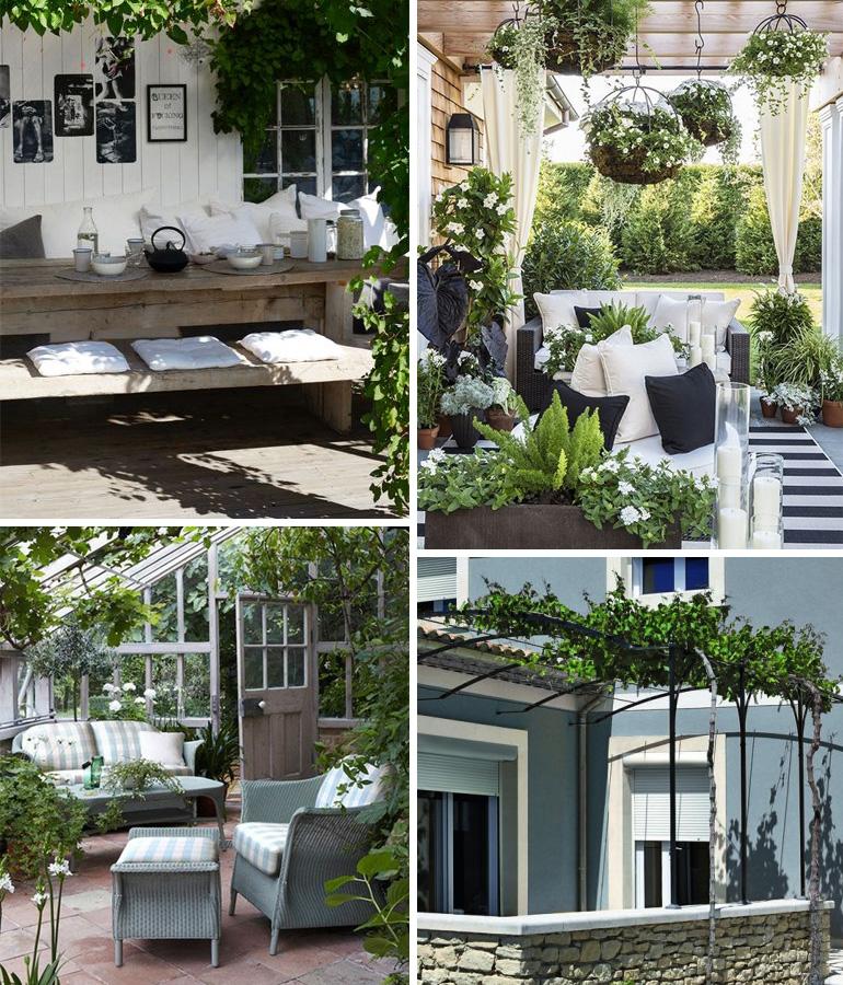 inspiration pour un balcon v g tal et cocooning louise grenadine blog lifestyle lyon. Black Bedroom Furniture Sets. Home Design Ideas