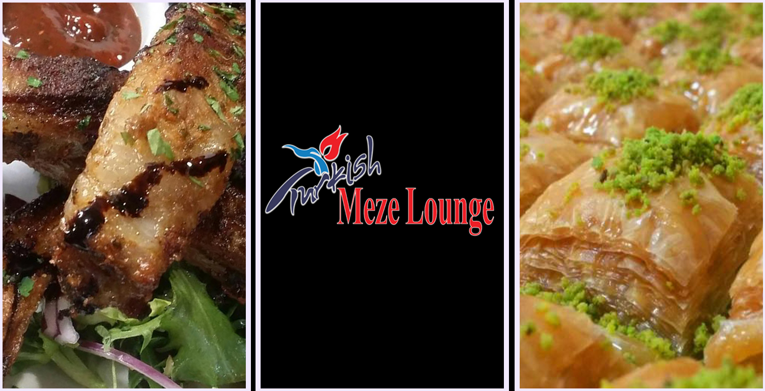#3 of the top restaurants in Middlesbrough according to Trip Advisor, Meze Lounge