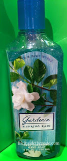 Bath & Body Works | April Fresh Picked Hand Soaps and Sanitizers