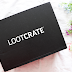 [Unboxing] Lootcrate - Abril/2018