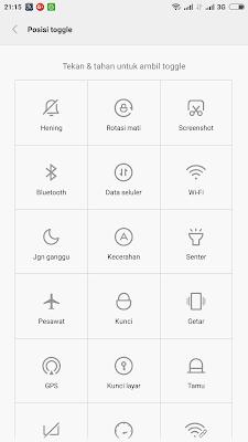 2 Cara Mengambil Screenshot Layar Xiaomi Semua Tipe Tanpa Aplikasi