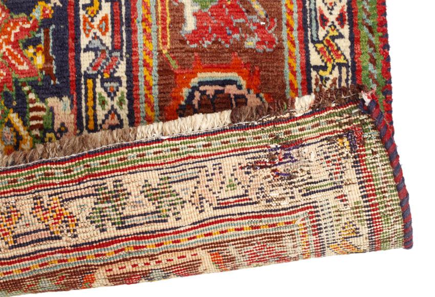 Patrimonio de la humanidad t cnicas tradicionales de for Alfombras de iran