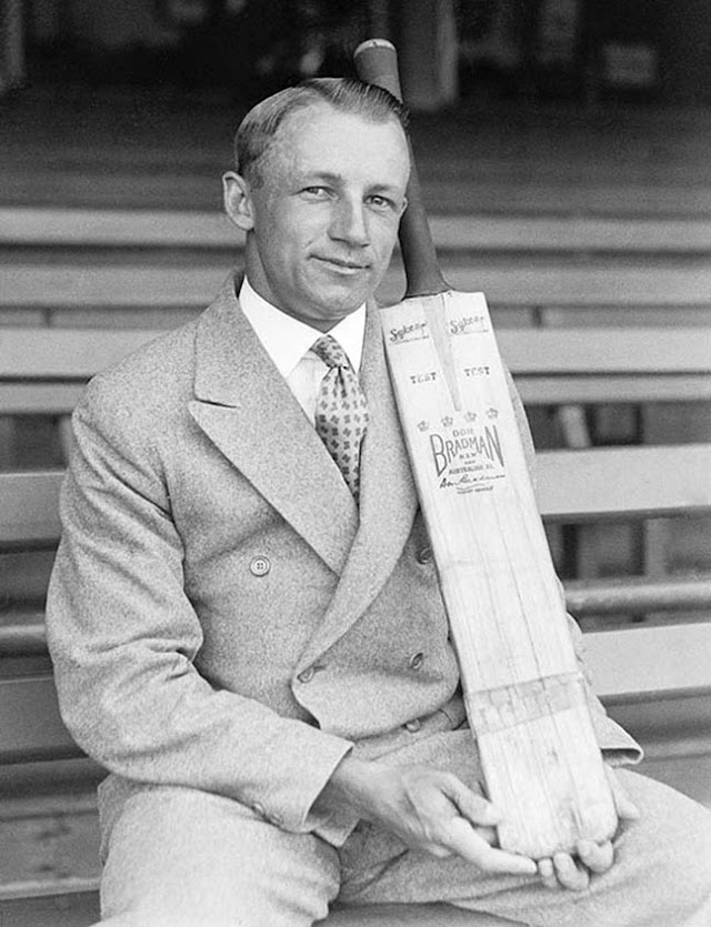 SIR DONALD GEORGE BRADMAN AS BEEN REMEMBERED ON HIS 110TH BIRTH ANNIVERSARY ON MONDAY