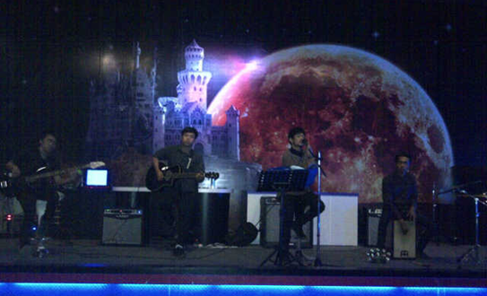 Live Perform RiverFlow at Coffee Kingdom Merak Jingga