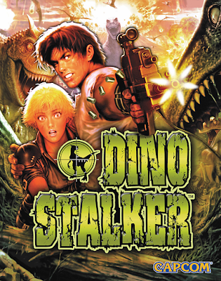 Dino Stalker PS2 GAME ISO