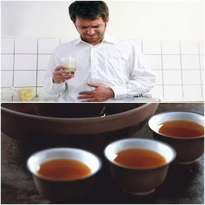 Không nên dùng Trà sâm Ngọc Linh tự nhiên cho những người bị đau bụng thể hàn.