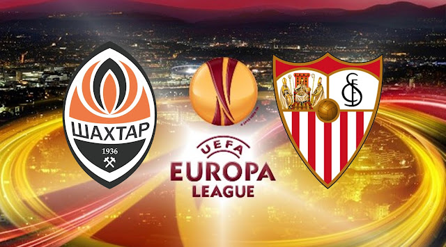 Siaran Langsung Liga Europa: Hasil Shakhtar vs Sevilla