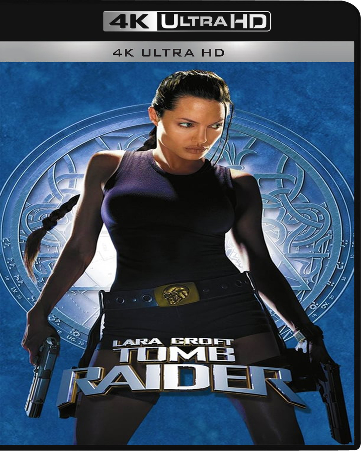 Lara Croft: Tomb Raider [2001] [UHD] [2160p] [Latino – Castellano]