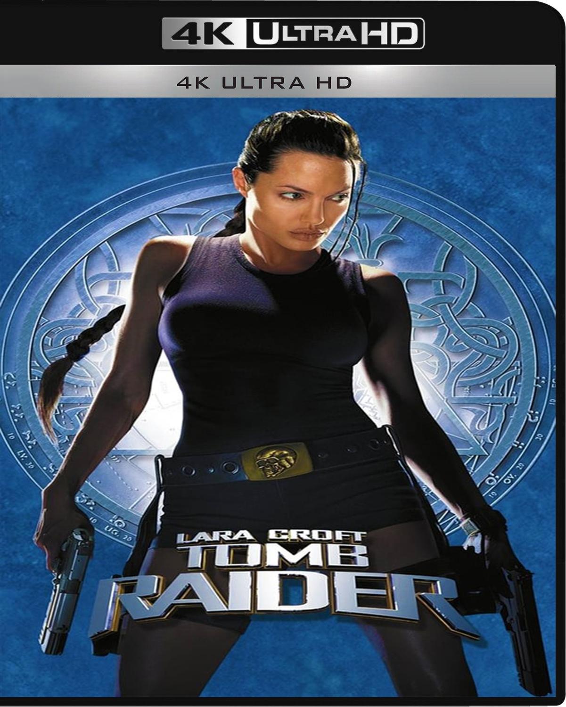 Lara Croft: Tomb Raider [2001] [UHD] [2160p] [Latino – Castellano]