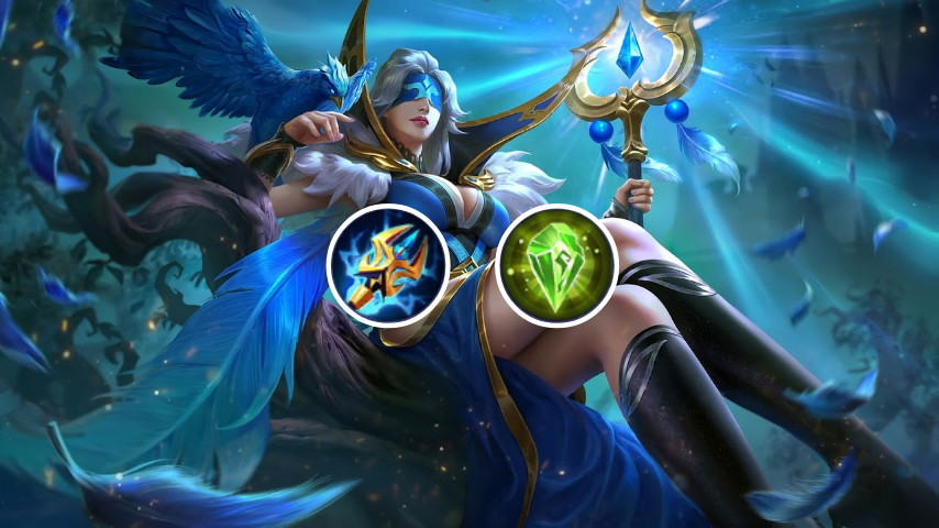 Build Pharsa Tersakit 2020 | Item, Emblem, Spell