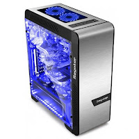 Gearbest  Segotep EOS Computer Case PC Mainframe - BLACK