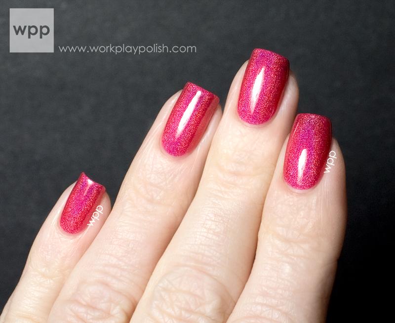 Born Pretty Holo Polish Color 4