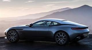 2016 Aston Martin DB11 Side Angle